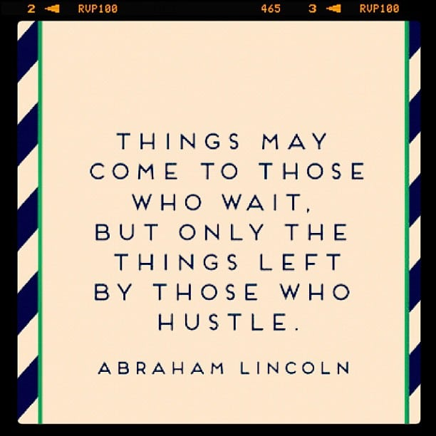 Vocabulary for Entrepreneurs: Hustle - Teach A CEO