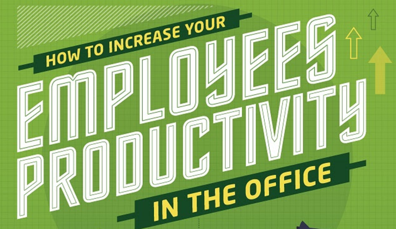 5 Ways to Boost Your Employees' Productivity in the